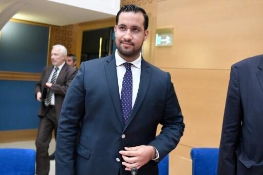 Alexandre Benalla, a campaign bodyguard who got a senior job after Macron's election victory last year, has been caught up in scandal since July when accusations emerged he had roughed up some protestors