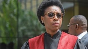 Beatriz Buchili, procuradora-geral da Republica de Moçambique