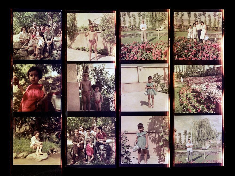 """مجموعه """"تکههای شکسته قلب پدربزرگم""""، عکسهای علی مبصر، عکاس ساکن لندن در جشنواره آرل"""