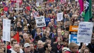Londres, le 20 octobre 2012.