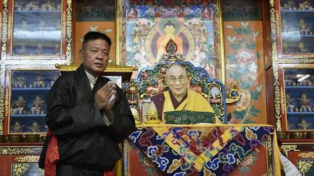 邊巴次仁2021年5月27日接任藏人行政中央司政。
