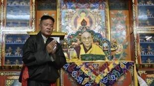 边巴次仁2021年5月27日接任藏人行政中央司政。