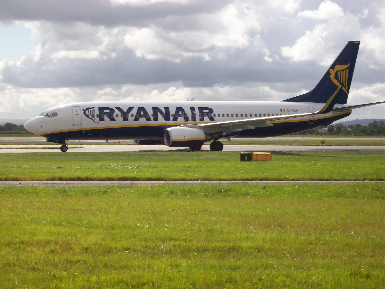 A RyanAir é a maior companhia aérea low cost da Europa.