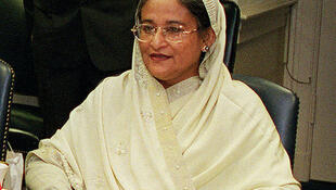 Firaministan Bangladesh Sheikh Hasina