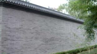 秦城监狱围墙