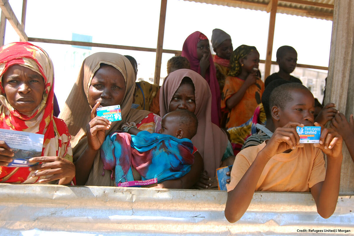 Somali Refugees - Refunite
