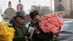 Москва, 6 марта 2019