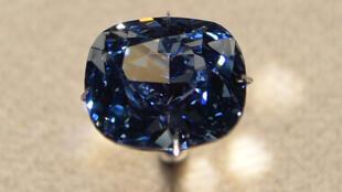 L'énigme reste entière, le diamant bleu du prince Faisal a complètement disparu des radars.