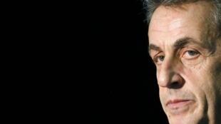 L'ex-président Nicolas Sarkozy.