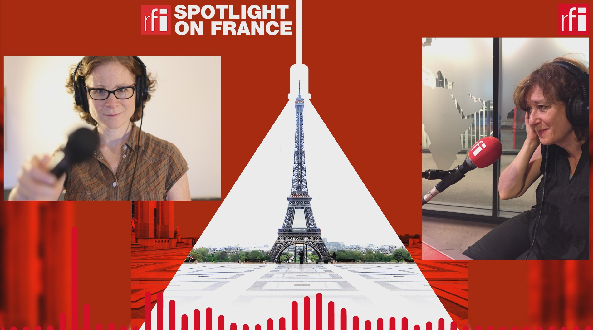 Spotlight on France with Sarah Elzas and Alison Hird.