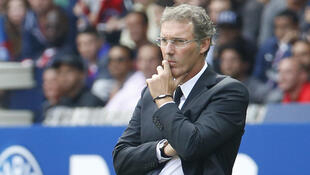 Laurent Blanc na Paris Saint Germain