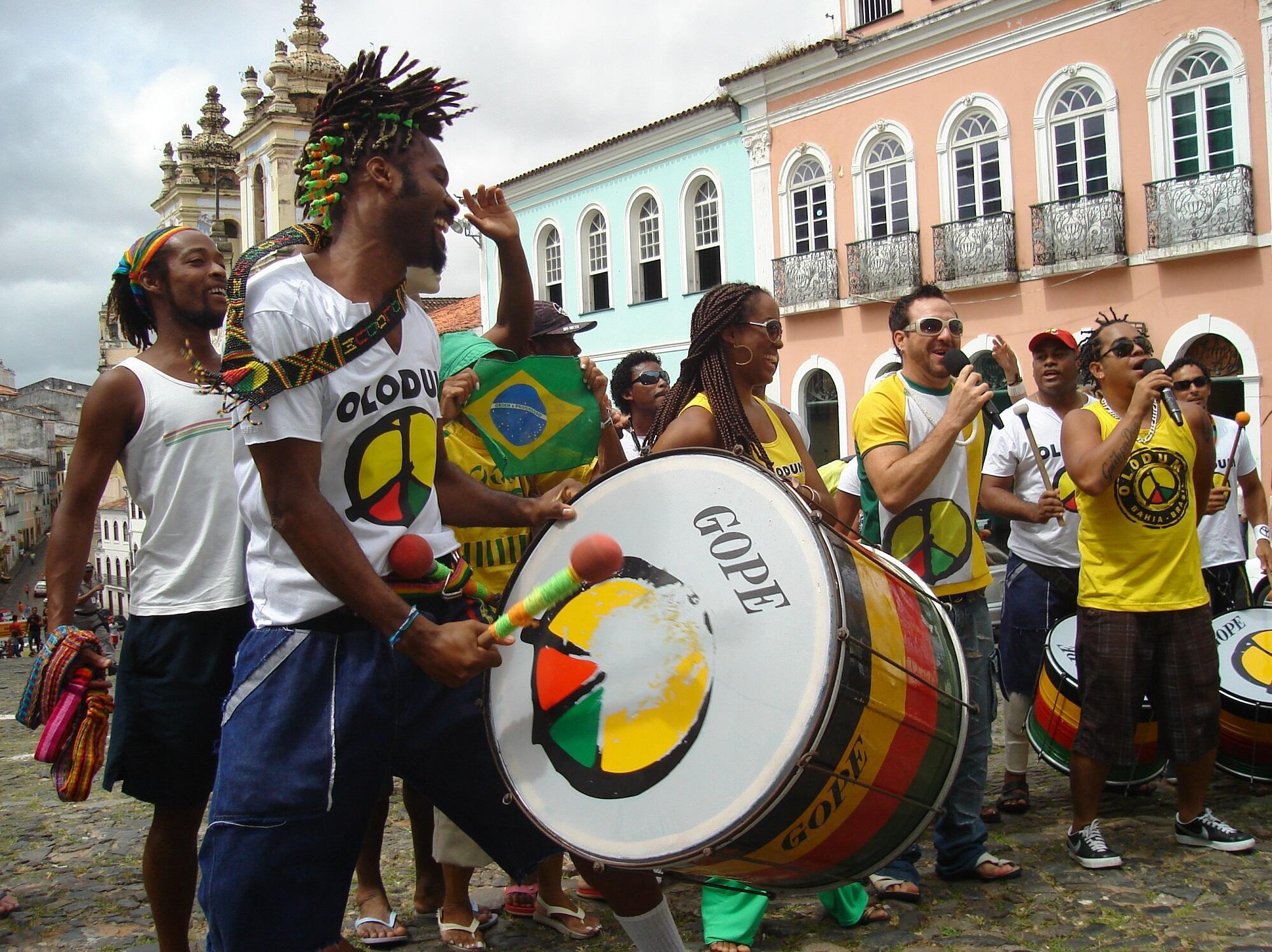 Salvador é uma das cidades mais musicais do Brasil