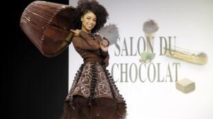 O 20° Salão do Chocolate acontece de 29 de outubro a 2 de novembro, em Paris.