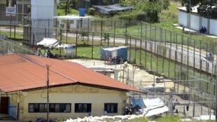 Тюрьма Yare в 70 км от Каракаса, где в августе 2012 года в беспорядках погибло более 20 заключенных