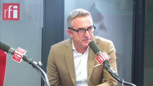 Stéphane Ravier sur RFI le 9 octobre 2019.