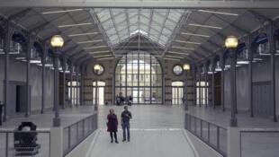 """Espaço multicultural """"104"""" em Paris"""
