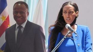 Eleições em Cabo Verde: A dupla que cativou multidões
