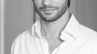 O actor Lionel Cecílio.