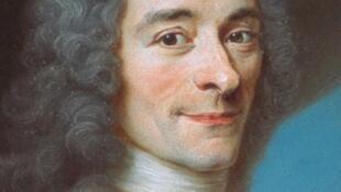 法国思想家伏尔泰(Voltaire)