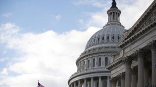 Điện Capitol, nơi Quốc hội Mỹ đang ráo riết thương lượng về mức trần nợ. Ảnh chụp ngày 27/12/2012.