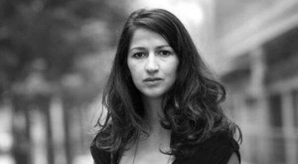 """Журналист """"Шарли Эбдо"""" Зинеб Разуи"""