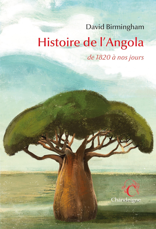 Capa da versão francófona do livro de David Birmingham sobre Angola.