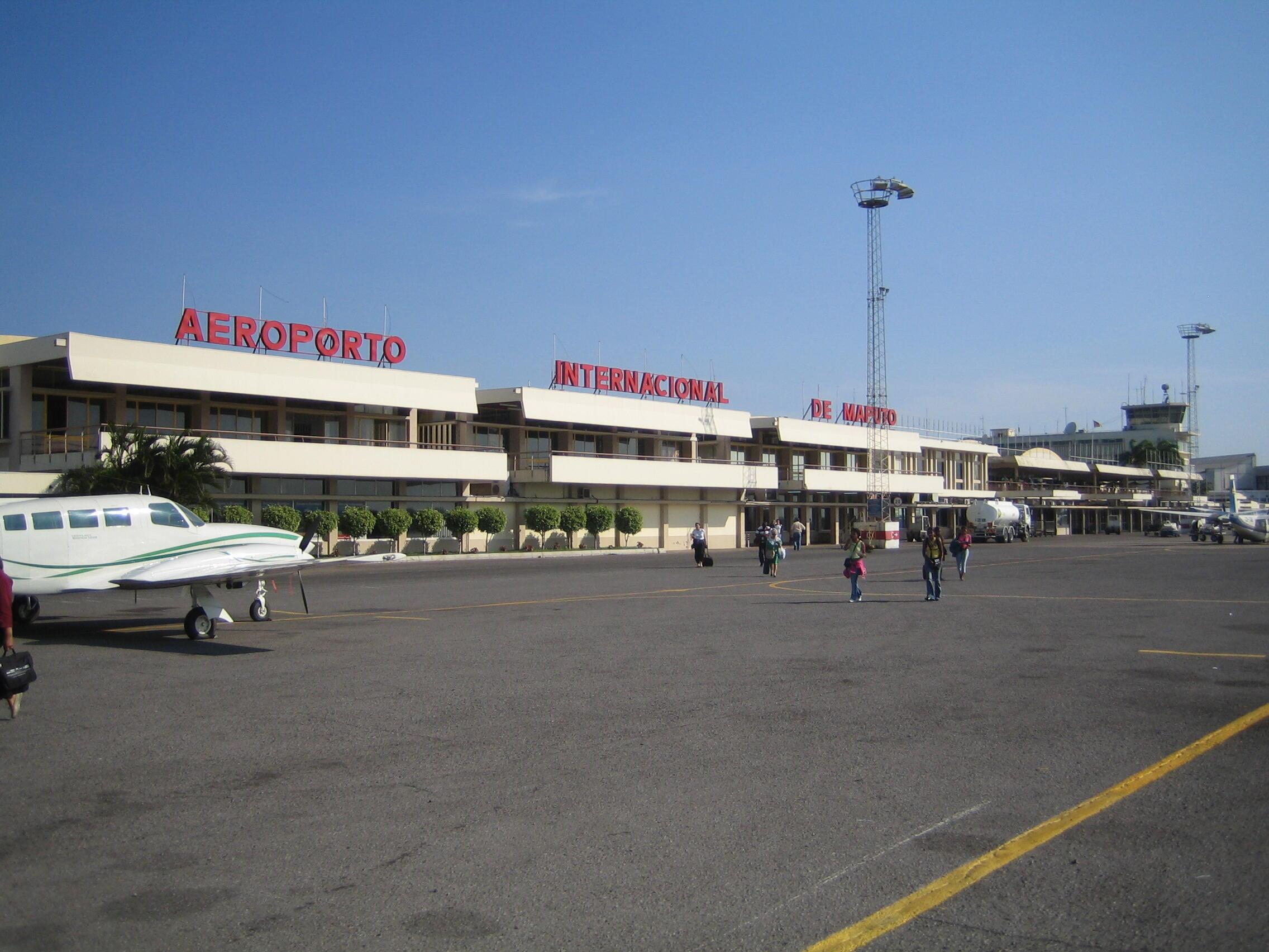 Aeroporto Internacional de Maputo, Moçambique