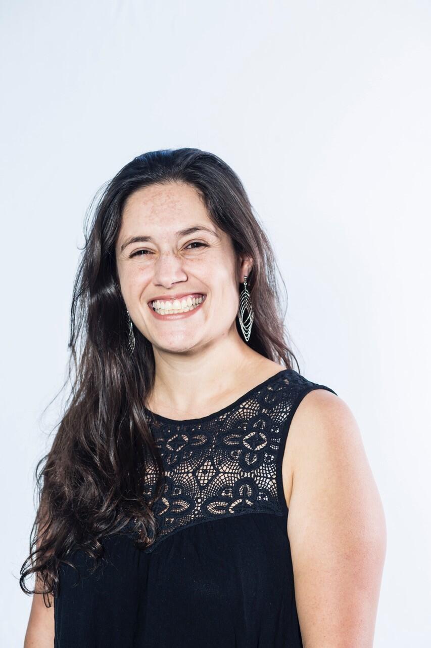 A cientista mineira Rafaela Salgado Ferreira, vencedora do prêmio L'Oréal/Unesco para Jovens Talentos Femininos nas Ciências.