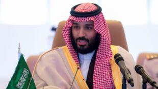 沙特王儲薩拉曼近照