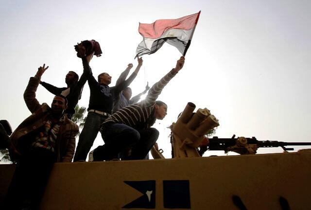 Dossier: Revolution in Egypt