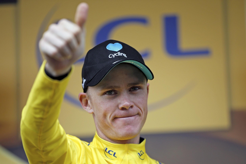 Chris Froome gagne son troisième Tour de France.