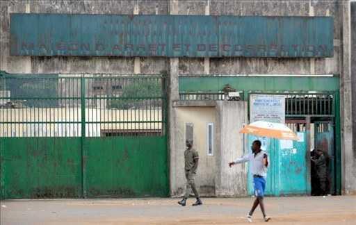 La MACA, Maison d'arrêt et de correction d'Abidjan.