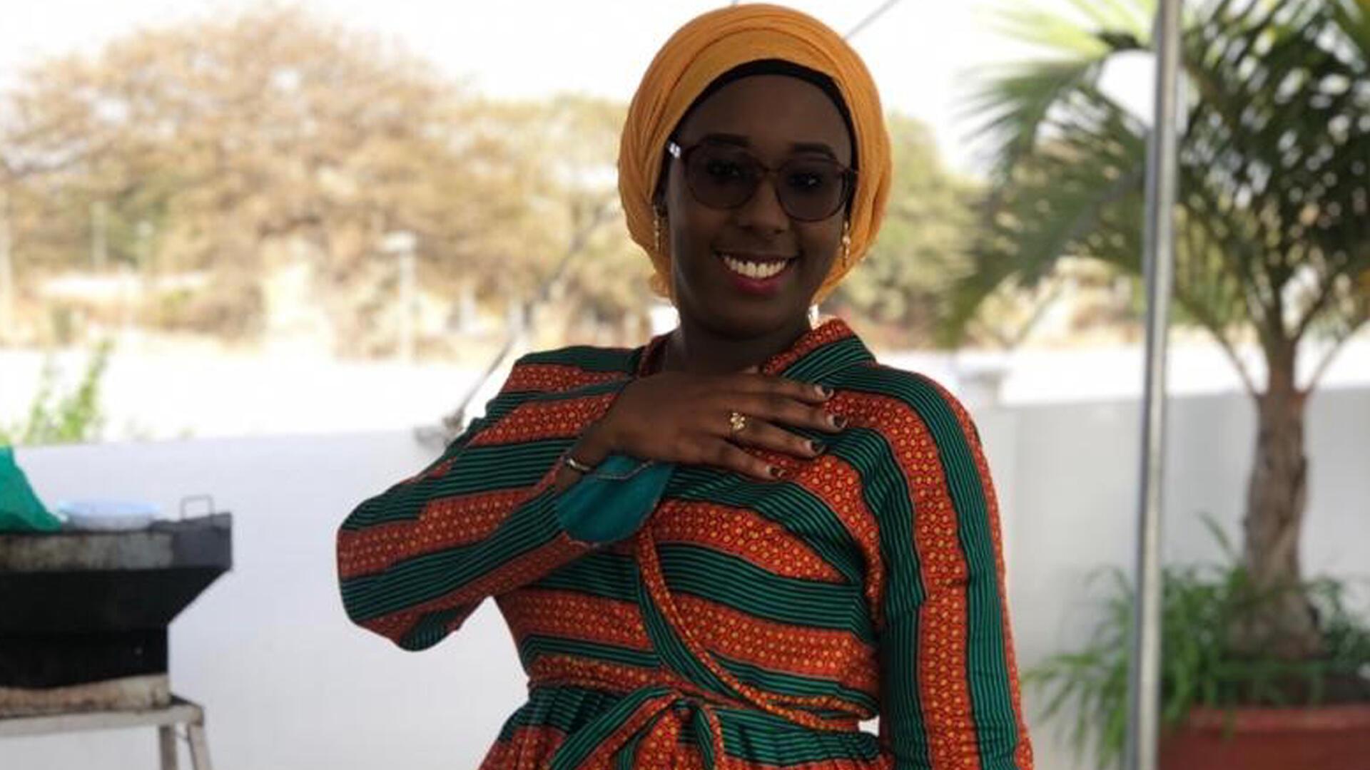 Khadija Diallo.