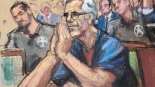 اتهام جفری اپستین، وادار کردن دختران زیر سن قانونی به تن فروشی در فاصله سالهای ۲۰۰۲ تا ۲۰۰۵ عنوان شده است.