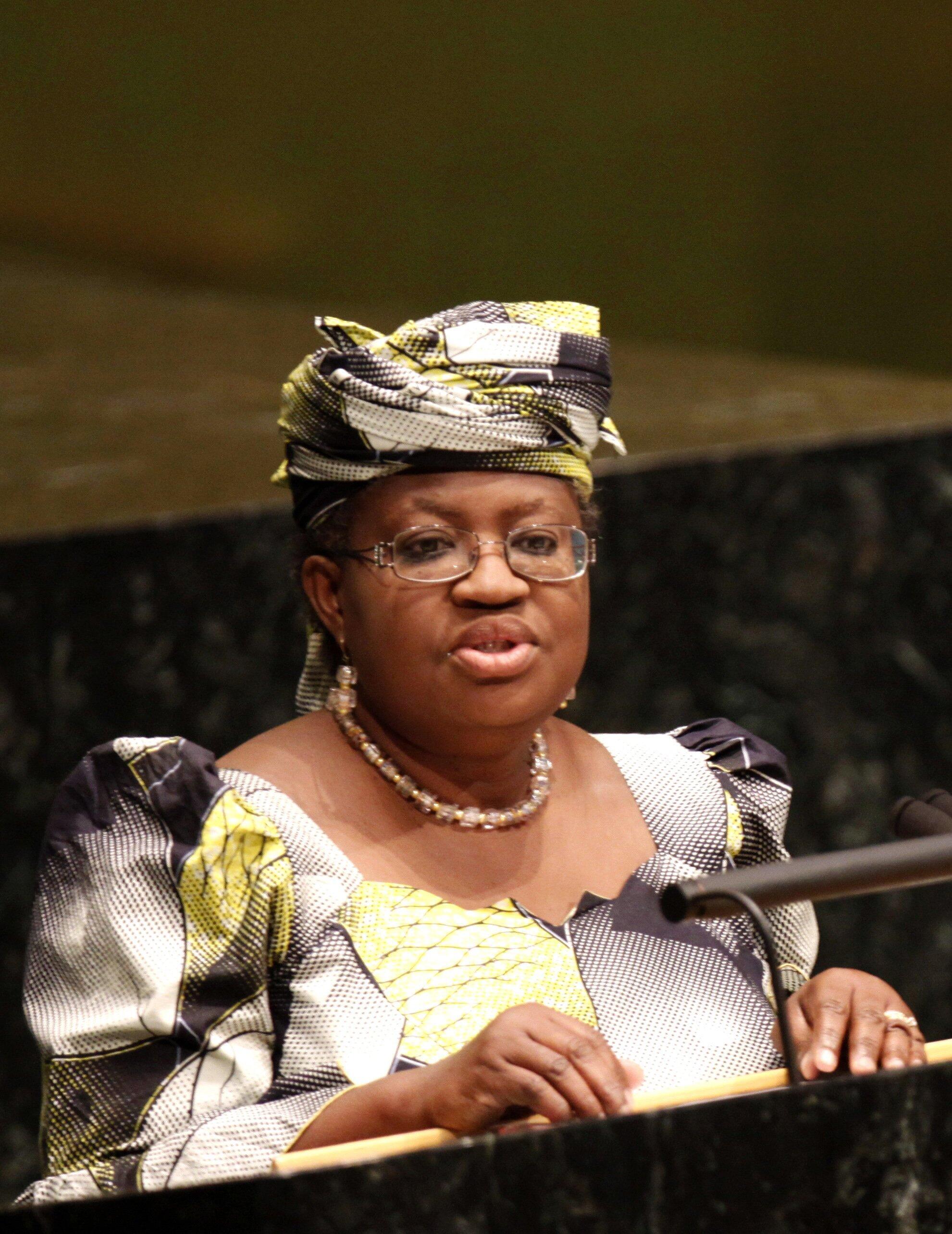 Sabuwar Ministan Kudi a Nigeria Ngozi Okonjo-Iweala