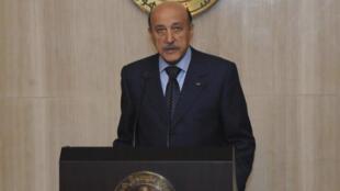 la candidature du général Omar Souleimane,  l'ancien vice-président de Hosni Moubarak,a provoqué la colère des islamistes.