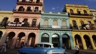 Một góc phố La Habana, chốn khai sinh dòng nhạc cha cha - Reuters