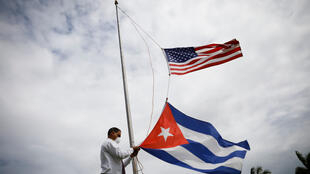 Une importante communauté cubaine vit aux États-Unis et leurs familles à Cuba s'inquiètent pour eux avec le Covid-19 (Image d'illustration).