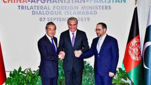 Chine-Pakistan-Afghanistan