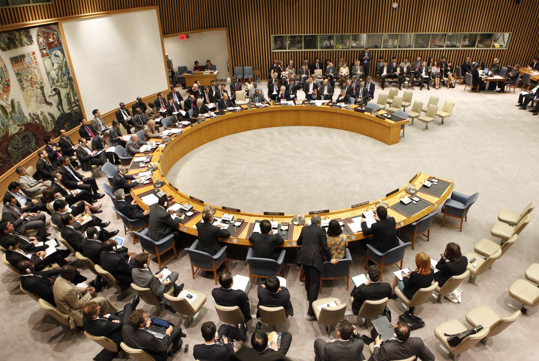 Conselho de Segurança é o principal órgão da ONU.