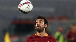 L'Egyptien Mohamed Salah.