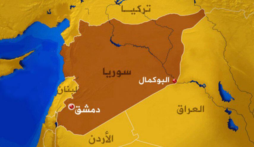 """叙利亚边境的布卡麦勒""""BOUKAMAL"""""""