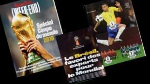 Jornalistas ouvidos pela revista apontam favoritismo do Brasil na próxima Copa do Mundo
