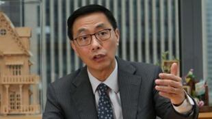 香港教育局局長楊潤雄資料圖片