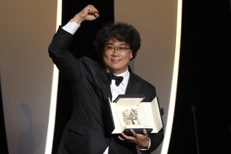 Bong Joon-Ho ya lashe  Palme D'or na  Fina-Finai a Cannes dake kasar Faransa