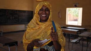 femme elections niger