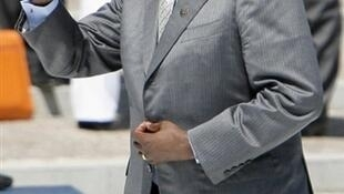 O presidente angolano, José Eduardo dos Santos, inaugurou o fórum