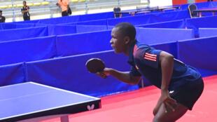 L'Ivoirien Ali Kanaté.