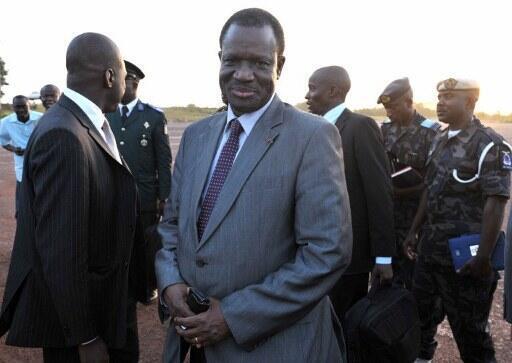 Presidente da Comissão da Comunidade Económica dos Estados da África Ocidental (CEDEAO), Kadré Désiré Ouédraogo
