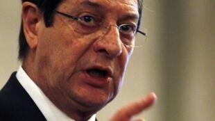 O presidente do Chipre, Nicos Anastasiades, acredita que o plano de salvação do país aprovado na última segunda-feira vai manter o país na zona do euro.